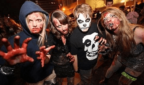 What's On in Cornwall - Haloween