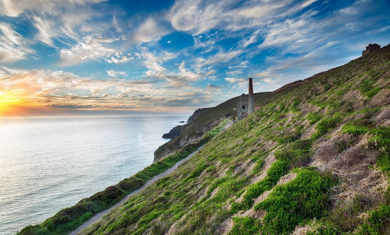 Places to visit in Cornwall - St Agnes Head