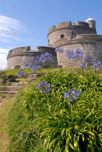 Castle wedding venue in Cornwall