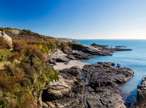 Beaches in Cornwall - Prussia Cove