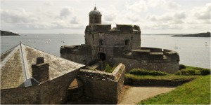 Places to get married in Cornwall - St Mawes Castle