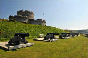 Where to get married in Cornwall - St Mawes Castle