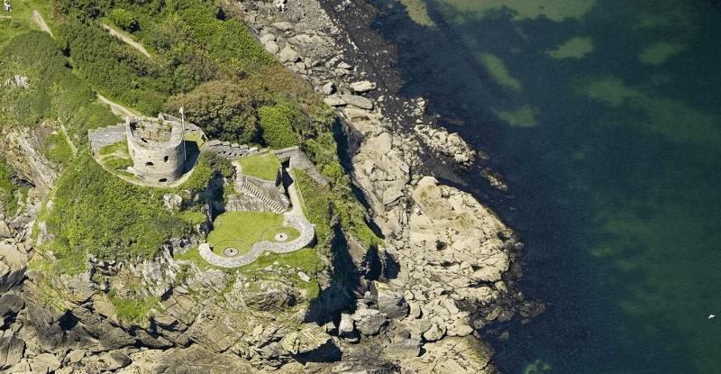 Cornish Landmarks - St Catherine's Castle