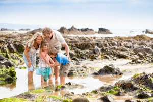 Days out with the family in Cornwall
