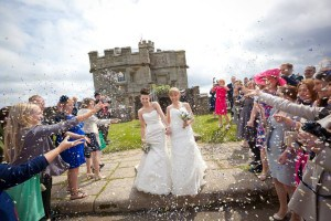 Places to get married in Cornwall - Pendennis Castle