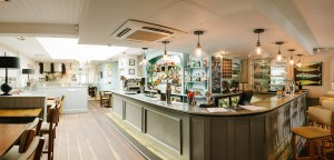 Places to eat in Cornwall - Bustopher Jones