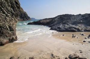 Beaches in Cornwall - Kynance Cove