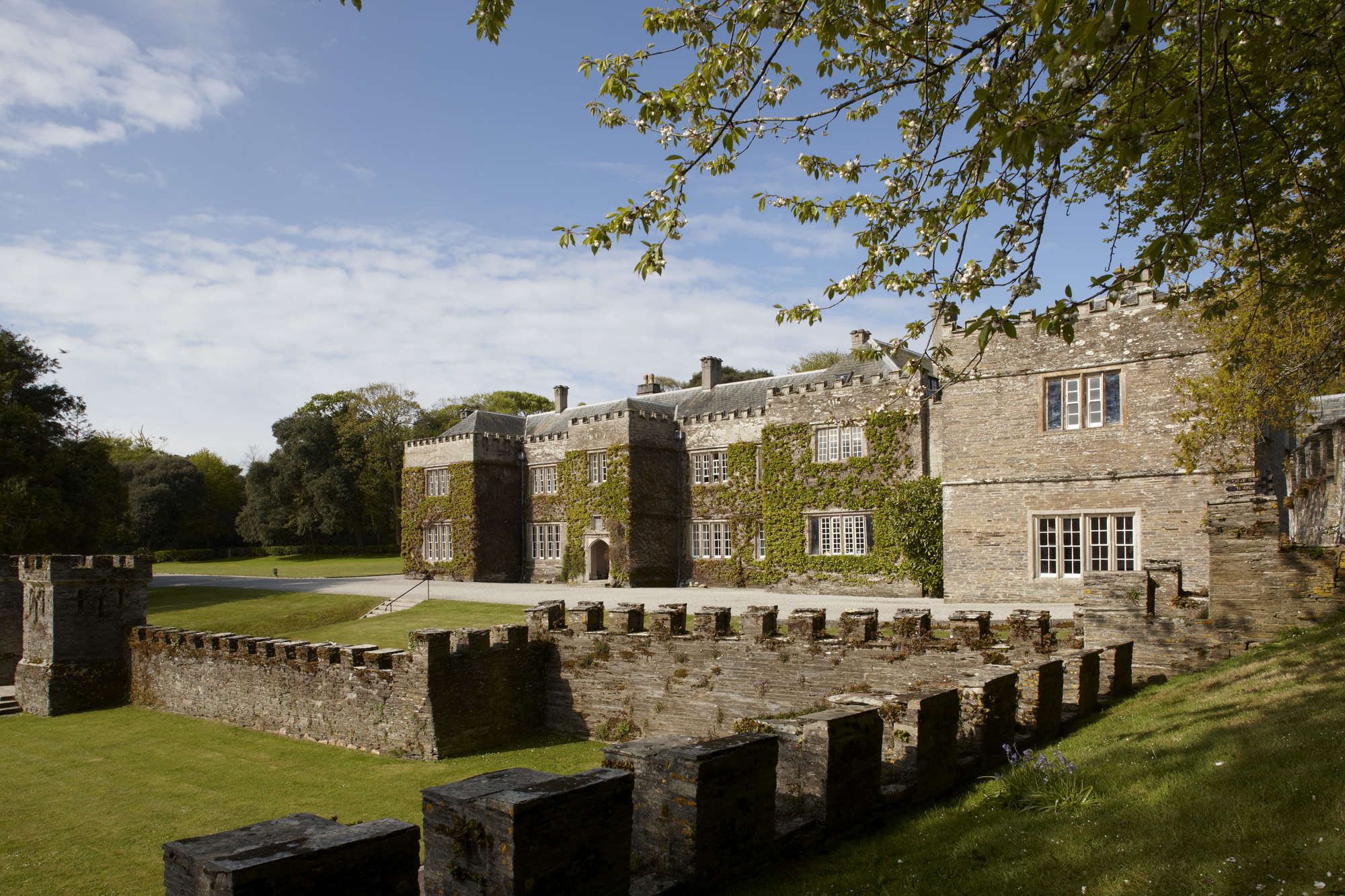 Days out in Cornwall - Prideaux Place
