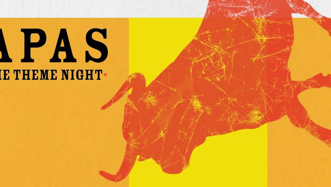 Gylly do Tapas Night
