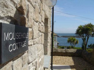 Accommodation in Cornwall - Mousehole Cottage