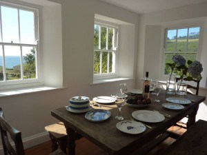 Self catering Cornwall - Porth Nanven House