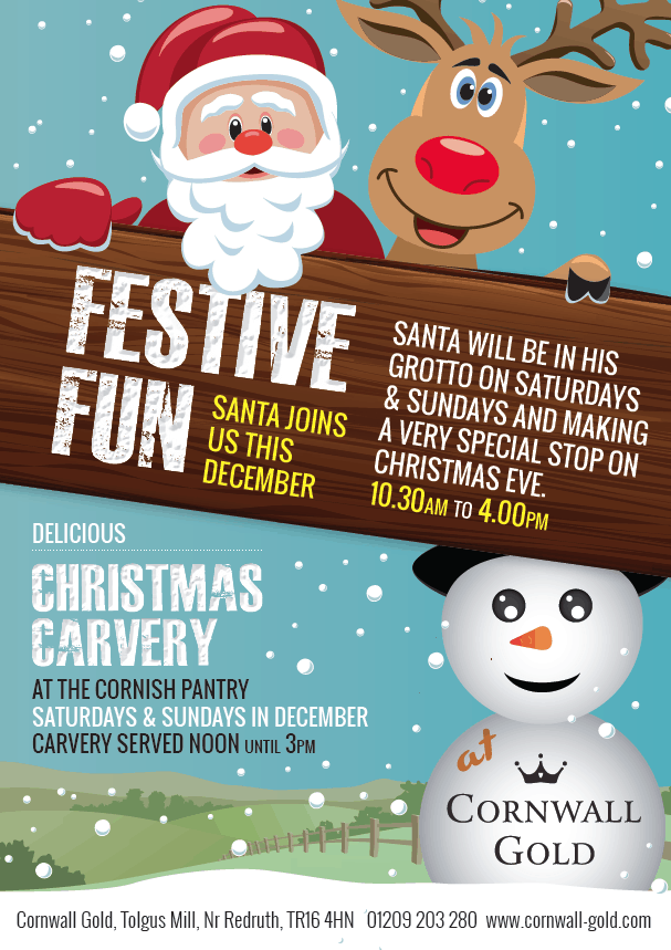 What's On this Christmas in Cornwall