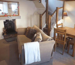Self -catering in Cornwall - Polruan Cottages