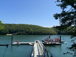 Enterprise Boats on River Fal