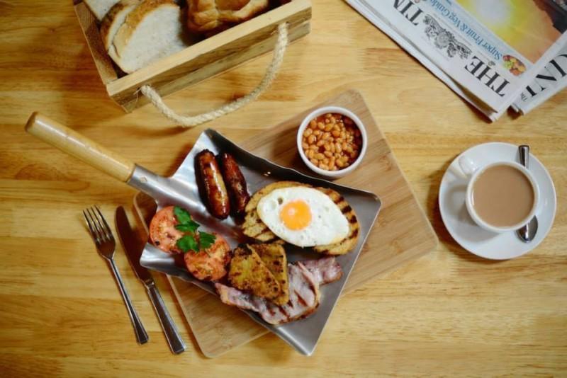 Cornish Pantry Restaurant - Cornwall Gold