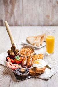 Cornish Pantry breakfast - Cornwall Gold