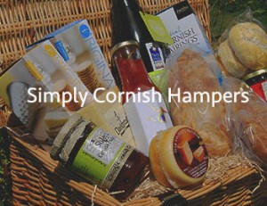 Simply Cornish Hampers - Cornwall Gold