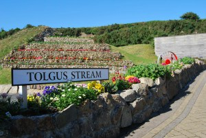 Tolgus Stream - Cornwall Gold