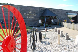 Entrance to Cornwall Gold