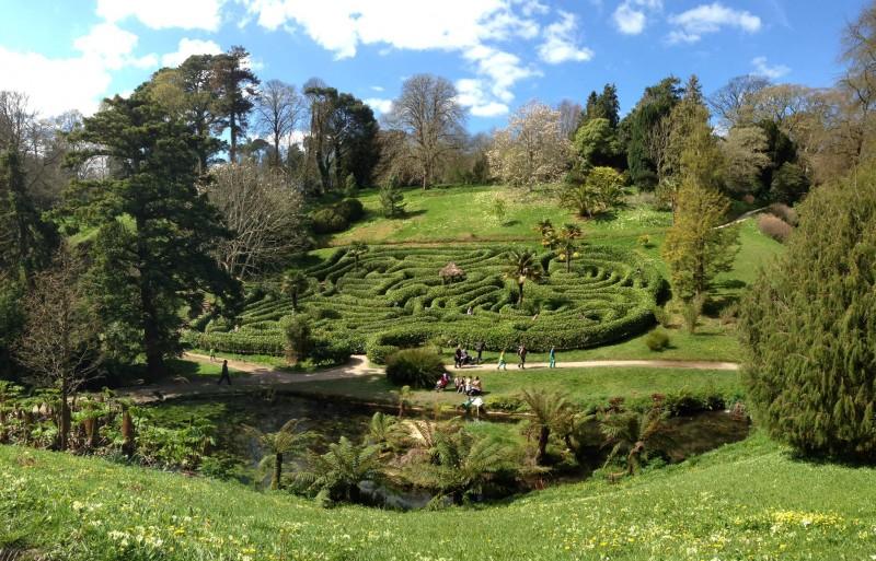 Places to visit in Cornwall - Glendurgan