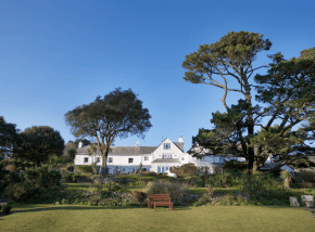 View of Talland Bay Hotel