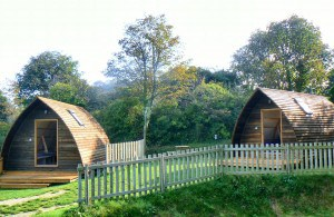 Campsites in Cornwall - Tehidy Holiday Park