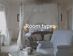 Room types call to action at Talland Bay