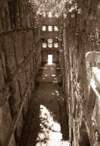 Bodmin Jail interior