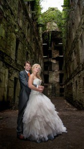 Married couple at Bodmin Jail