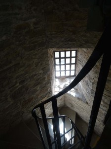 Bodmin Jail stairs