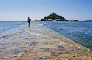 Places to visit in Cornwall - St Michael's Mount