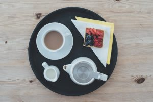 Cafes in Cornwall - Courtyard Deli and Kitchen