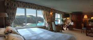 Places to stay in Cornwall - Mullion Cove Hotel