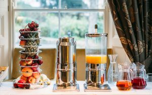 Places to eat in Cornwall - The Cornwall Hotel