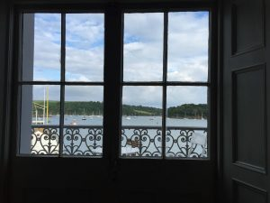 View from St Mawes Hotel