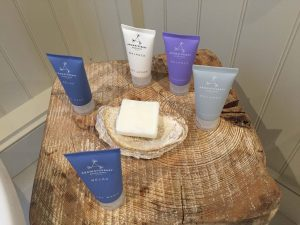 Products at St Mawes Hotel