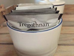 Tregothnan tea - St Mawes Hotel