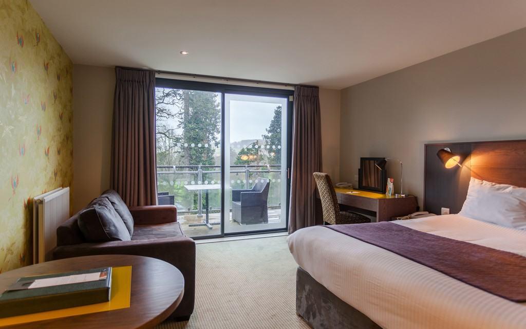187 The Cornwall Hotel Luxury Room