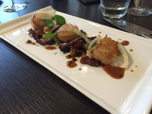 Dish from the Alverton