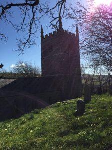 St Juliot's Church 1