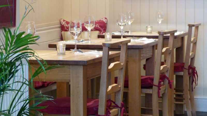 Restaurants in Cornwall