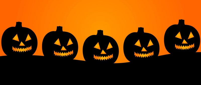 Half term and Halloween in Cornwall