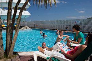 swimming pool - Perran Sands