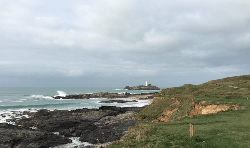 Never been to…Godrevy