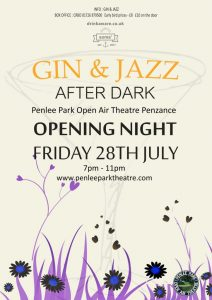 Gin and Jazz at Penlee Park
