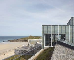 Tate St Ives by Jamie Fobert Architects Photography © Dennis Gilbert