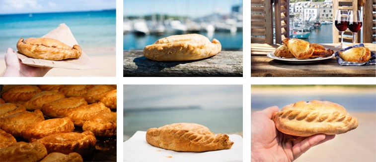 Where to find some of the best pasties in Cornwall