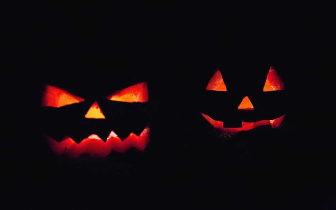 Halloween in Cornwall