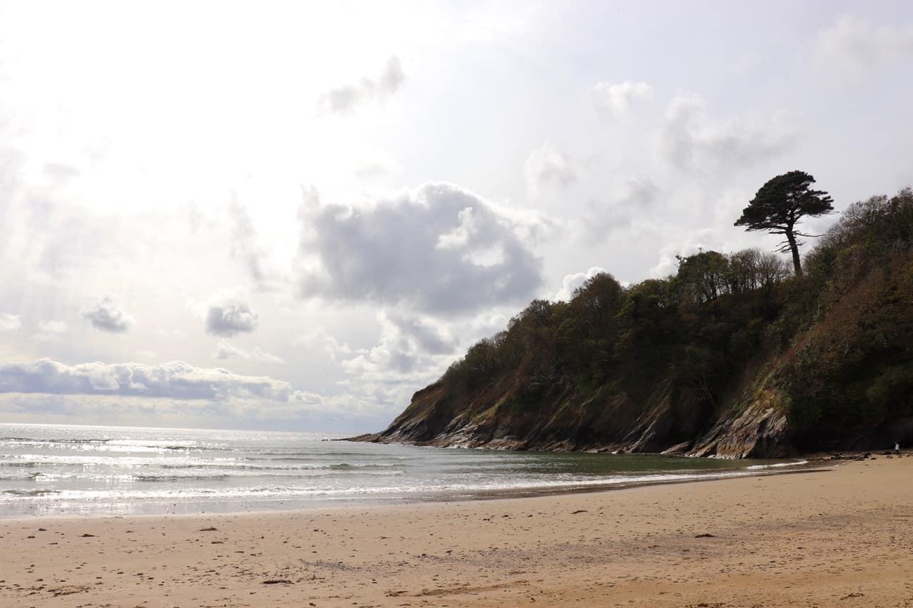 Porthluney Beach